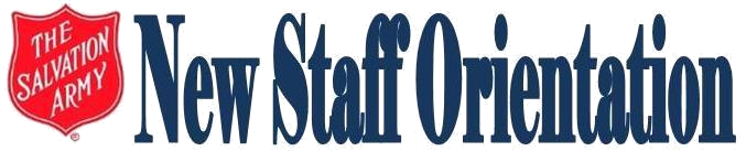 Transparant New Staff Orientation Logo